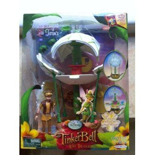 Disney Fairies TinkerBell and the Lost Treasure Balloon Playset with Terence Toys & Games