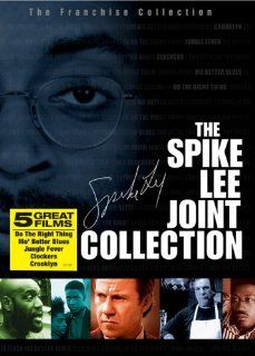 Spike Lee Joint Collection (Clockers/ Jungle Fever/ Do the Right Thing/ Mo` Better Blues/ Crooklyn) Harvey Keitel, Wesley Snipes, Spike Lee, Denzel Washington, Alfre Woodard, John Turturro, Annabella Sciorra, Danny Aiello, Delroy Lindo, Ossie Davis, Mekhi