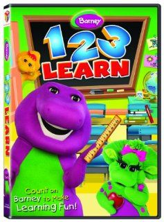 Barney: 1 2 3 Learn: Julie Johnson, Jeff Ayers, Dean Wendt, Carey Stinson, Patty Wirtz, Michaela Dietz, Lauren Mayeux, Kyle Nelson, Stephen White, Michael Anthony Steele, Carter Crocker, Fred Holmes: Movies & TV