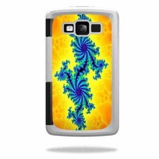MightySkins Protective Vinyl Skin Decal Cover for OtterBox Armor Samsung Galaxy S III 3 Case Sticker Skins Fractal Works: Cell Phones & Accessories