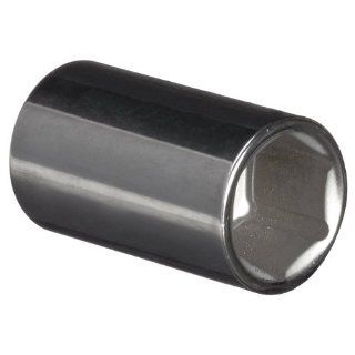 """Martin ST620 Alloy Steel 5/8"""" Type II Opening 1/2"""" Square Drive Socket, 6 Points Standard, 1 1/2"""" Length, Chrome Finish Socket Wrenches Industrial & Scientific"""