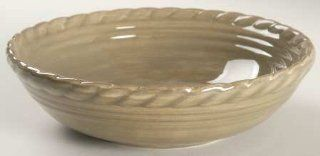 Artimino Tuscan Countryside Sage Green Coupe Soup Bowl, Fine China Dinnerware: Kitchen & Dining