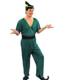 Peter Pan Elf Robin Hood Renaissance Costume Movie Costumes Sizes One Size Clothing