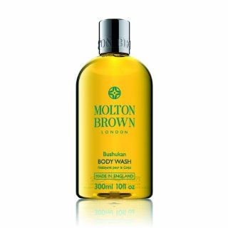 Molton Brown Body Wash, Bushukan, 10 fl. oz. : Beauty
