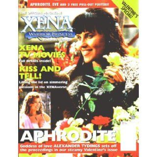 The Official Xena: Warrior Princess Magazine Vol 1 Issue 17 B April 2001: Darryl Curtis: Books
