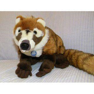 "Wildlife / Domestic Animals  Coatimundi Raccoon 13"" Plush Stuffed Animal Toy Toys & Games"