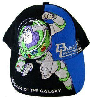 Buzz Lightyear Baseball Cap   Disney Toy Story Buzz Lightyear Kids Blue And Black Baseball Hat Toys & Games