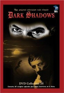 Dark Shadows: DVD Collection 24: Jonathan Frid, Grayson Hall, Alexandra Isles, Nancy Barrett, Joan Bennett, Louis Edmonds, Kathryn Leigh Scott, David Selby, David Henesy, Lara Parker, Thayer David, John Karlen, Dan Curtis: Movies & TV