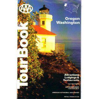 AAA oregon washington tour book Books