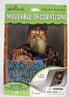 Hallmark Duck Dynasty STK1000 Si Robertson Moveable Decorations : Other Products : Everything Else