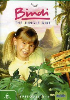 Bindi Jungle Girl ( PA...