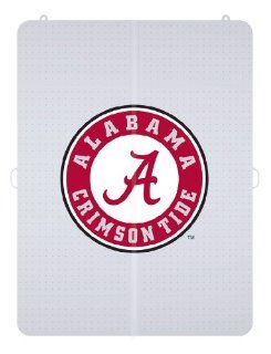 NCAA Alabama Crimson Tide Logo Foldable Hard Floor Chairmat: Sports & Outdoors