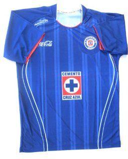CRUZ AZUL  MEXICO SOCCER JERSEY SIZE LARGE .NEW. : Sports Fan Jerseys : Sports & Outdoors