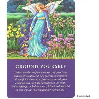 Daily Guidance from Your Angels Oracle Cards: 44 cards plus booklet: Doreen Virtue: 9781401907723: Books