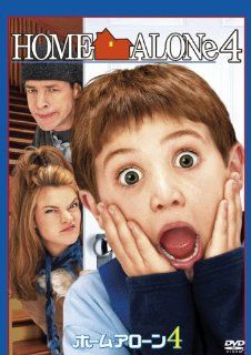 Movie   Home Alone 4 [Japan DVD] FXBNG 24823 Movies & TV