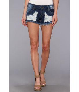 Siwy Denim Camilla Shorts in Tsunami Womens Shorts (Blue)