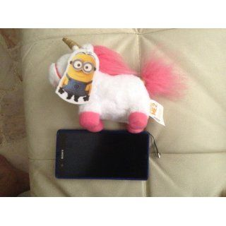 "Despicable Me Fluffy Unicorn 5"" Plush: Toys & Games"