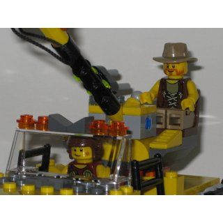 LEGO Dino Raptor Chase 5884 Toys & Games
