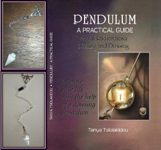 2 Unique Dowsing Divination Pendulums: Rock Crystal Quartz ~ White Opal with Book This beautiful Dowsing Pendulum is made from polished natural Clear Quartz. The highest quality materials have been used to reveal the natural beauty of this product. The pen
