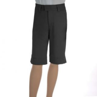 French Toast School Uniforms Below The Knee Length Bermuda Short Girls Black 9 Jr: Clothing