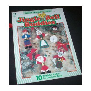 Jingle Bell Buddies Plastic Canvas Patterns: Joan Green: Books