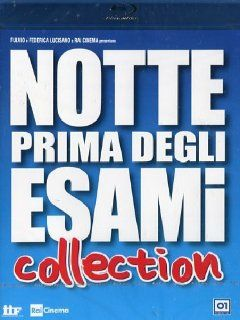 The Night Before the Exams Collection   2 Disc Set ( Notte prima degli esami / Notte prima degli esami   Oggi (Notte prima degli esami 2) ) ( The Night Before the Exams / The Night [ NON USA FORMAT, Blu Ray, Reg.B Import   Italy ] Franco Interlenghi, Gior