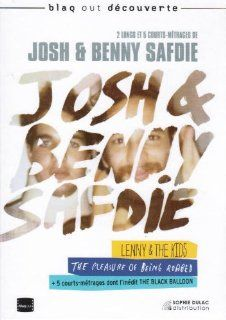 Josh & Benny Safdie Collection   3 DVD Box Set ( The Pleasure of Being Robbed / Lenny and the Kids (Go Get Some Rosemary) / We're Going to the Zoo / The Back of Her Head / The Acqu [ NON USA FORMAT, PAL, Reg.2 Import   France ] Batman, Alex Billig