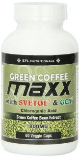 CUSTOM FORMULA Svetol & GCA Green Coffee Bean Extract. No other 800mg Capsule Contains 400mg Svetol� & 400mg GCA� (Not Diluted with Generic Green Coffee Extracts or blends) 30 day Supply. 60 Caps. Zero Fillers, Zero Binders, Zero Artificial Ingred