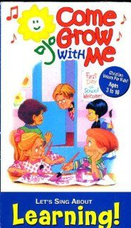 Let's Sing About   Doing Your Best in School [VHS] Wonder Kids, Jesus Loves Me, Come Grow With Me Movies & TV