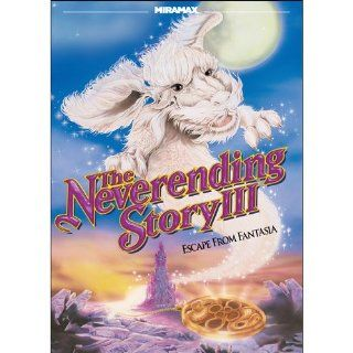 The Neverending Story 3 Escape from Fantasia Jack Black, Jason James Richter Movies & TV