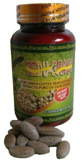 Lose Weight REDUGRASS Pure GREEN COFFEE Bean Extract 60 Tabs 800mg Health & Personal Care