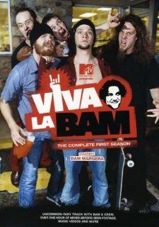 MTV   Viva La Bam   The Complete First Season: Bam Margera, Vincent Margera, Ryan Dunn, Chris Raab, Brandon Dicamillo, Rakeyohn, Phil Margera, April Margera, Tim Glomb, Jennifer Rivell, Brandon Novak, Tim O'Conner, Andrew Fuller, Ashley R. Scales, Bruc