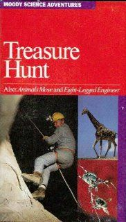Treasure Hunt   Moody Science Adventures   Also: Animals Move and Eight Legged Engineer: Moody Video: Movies & TV