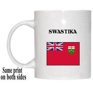 """Canadian Province, Ontario   """"SWASTIKA"""" Mug : Everything Else"""