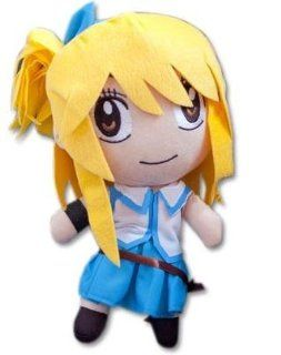 "Fairy Tail Lucy Plush Doll 10"": Everything Else"