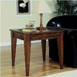 Mission Dark Oak End Table
