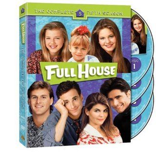 Full House: Season 5: John Stamos, Bob Saget, Dave Coulier, Candace Cameron Bure, Jodie Sweetin: Movies & TV