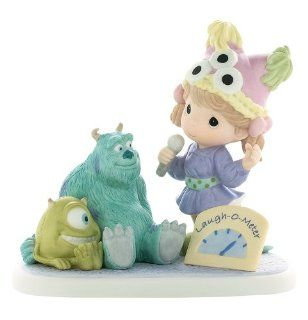 "Precious Moments Disney Collection ""Laughter Gives Friends The Power To Share"" Figurine   Sully"