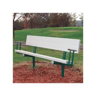 Portable Aluminum Park Bench