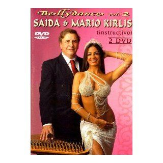 MARIO & SAIDA KIRLIS : BELLYDANCE VOL.2: Movies & TV