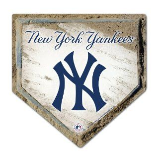 MLB Yankees Home Plate Design Mouse Pad  Sports Fan Mouse Pads  Sports & Outdoors