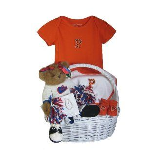 Princeton Tigers Baby Girl Gift Basket ***TOUCHDOWN***