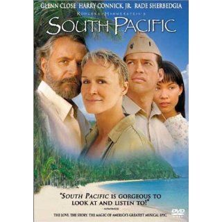 Rodgers & Hammerstein's South Pacific: Glenn Close, Harry Connick Jr., Rade Serbedzija, Jack Thompson, Lori Tan Chinn, Ilene Graff, Natalie Mendoza, Simon Burke, Steve Bastoni, Kimberley Davies, Robert Pastorelli, Craig Ball, Richard Pearce, Christ