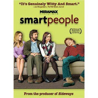 Smart People: Dennis Quaid, Thomas Haden Church, Sarah Jessica Parker, Ellen Page, Ashton Holmes, Christine Lahti, Camille Mana, David Denman, Don Wadsworth, Robert Haley, Patrick Sebes, Kevin James Doyle, Noam Murro, Bill Block, Bridget Johnson, Bruna Pap
