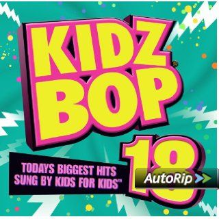 Kidz Bop 18: Music