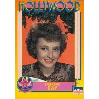 Laraine Day trading Card (Actress) 1991 Starline Hollywood Walk of Fame #239 Entertainment Collectibles
