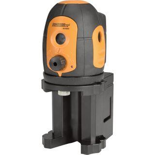 Johnson Level & Tool Self-Leveling Multi-Point Laser Level, Model# 40-6680  Laser Levels