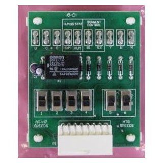 NORDYNE NAX3702 RB/NTI F231 AC/HP CONTROL BOARD   Home And Garden Products