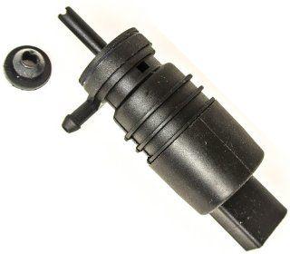 Windshield Washer Pump with Grommet fits Mercedes Benz S600 S500 S430 S350 S320 ML500 ML430 ML350 ML320 SLK500 SLK 350 SLK320 E500 E430 E350 E320 E300 SLK280 SLK320 SLK230 CLS500 CLK550 CLK500 CLK430 CLK350 CLK320 SL550 SL500 S550 CL500 C43 C350 C320 C32 C