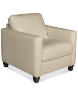 Arianna Leather Chair   Furniture